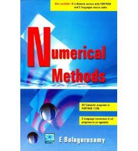Numerical Methods | E .Balagurusamy