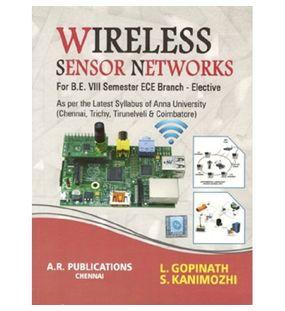 Wireless And Sensor Network | L.Gopinath, S.Kanimozhi