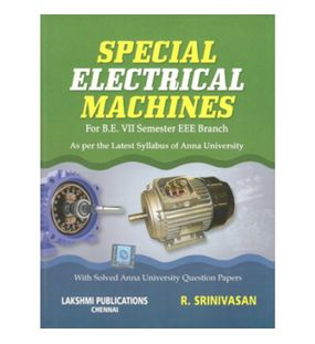 Special Electrical Machines | R.Srinivasan