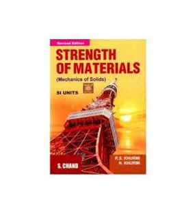 Strength Of Materials | R.S.Khurmi,N.Khurmi