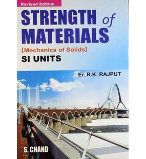 Strength of Materials | R.K.RAJPUT