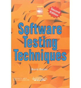 Software Testing Techniques | Boris Beizer