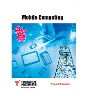 Mobile Computing | V. Jeyasri Arokiamary
