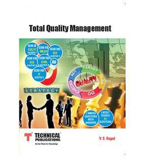 Total Quality Management | V.S.Bagad