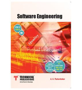 Software Engineering | A.A.Puntambekar