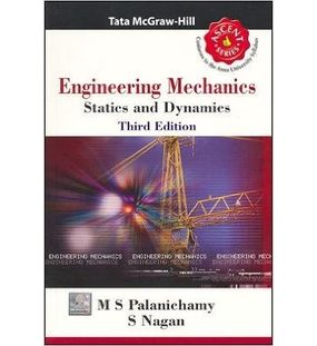 Engineering Mechanics | Palanichamy