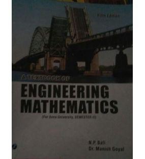 A Textbook of Engineering Mathematics - Sem II    N.P. Bali , Dr. Manish Goyal