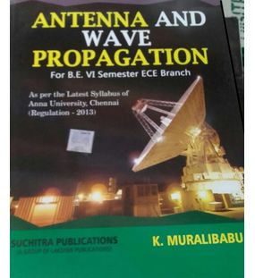 Antenna and Wave Propagation | Muralibabu