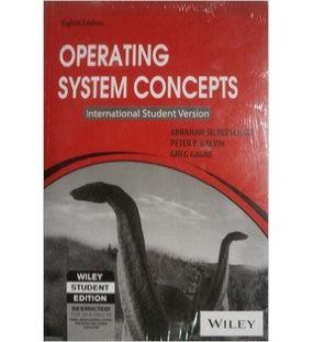 Operating System Concepts | Silberschatz Galvin Gagne