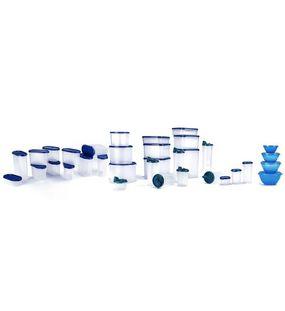 SIGNORAWARE 34 PC. COMPLETE KITCHEN SET-BLUE