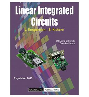 Linear Integrated Circuits | J.Rangarajan