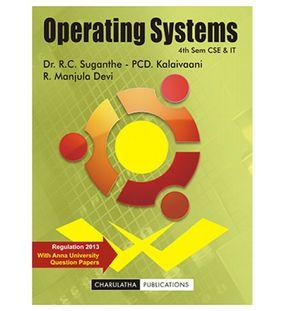 Operating Systems | Suganthe , Manjula devi