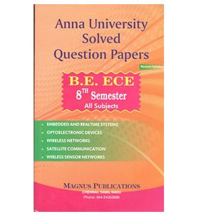 Anna University Solved Question Papers - ECE 8th Sem