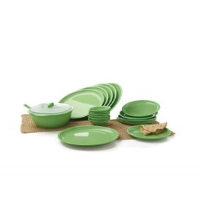 DINNER SET 21 PCS. (ROUND) || SIGNORAWARE - DINNER SET RANGE