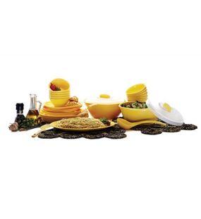 DINNER SET 31 PCS. (SQUARE)  || SIGNORAWARE - DINNER SET RANGE
