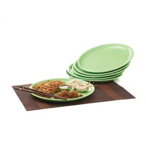 FULL PLATE ROUND (SET/6)  || SIGNORAWARE - SERVING TABLEWARE
