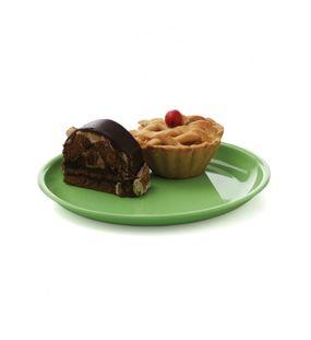HALF PLATE ROUND (SET/6)     SIGNORAWARE - SERVING TABLEWARE