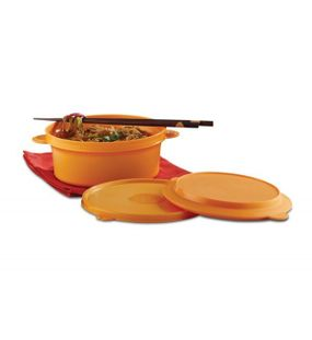 SERVE & STORE 1 LTR. (WITH 1 LID + 1 SEAL)  || SIGNORAWARE - SERVING TABLEWARE