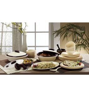 DINNER SET 36 PCS. (SQUARE)  || SIGNORAWARE - DINNER SET RANGE