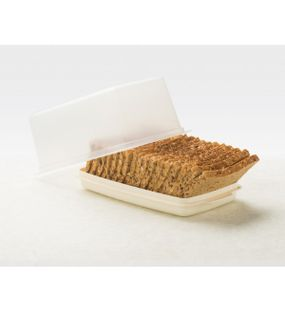 BREAD BOX(COVER TYPE)  || SIGNORAWARE - SERVING TABLEWARE