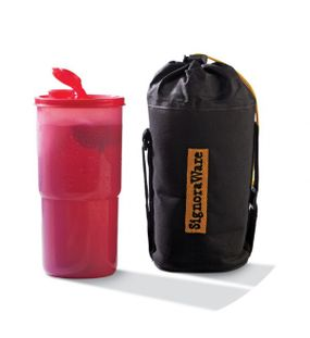WATER BOTTLE EXECUTIVE WITH BAG  || SIGNORAWARE WATER BOTTLE