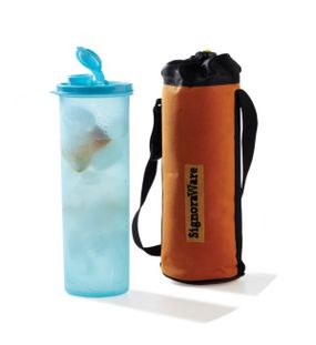 SPORTY WATER BOTTLE 890 ML WITH BAG  || SIGNORAWARE WATER BOTTLE