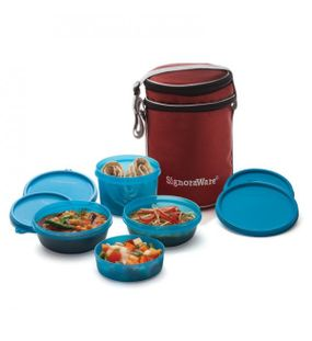 PERFECT LUNCH BOX (WITH BAG) || SIGNORAWARE