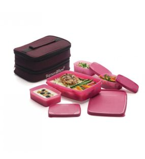 FORTUNE LUNCH BOX (WITH BAG)  || SIGNORAWARE LUNCH BOX