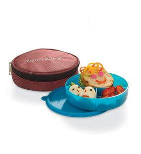 MINI MEAL LUNCH BOX WITH BAG   || SIGNORAWARE LUNCH BOX