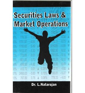 Securities Laws & Market Operations