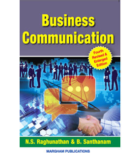 Business Communication   N.S. Raghunathan , B. Santhanam
