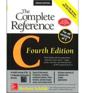 C: The Complete Reference | Herbert Schildt