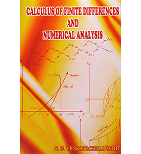 Calculus of Finite Differences & Numerical Analysis