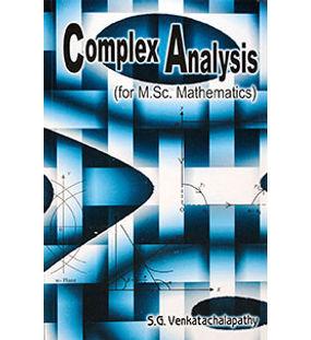 Complex Analysis - M.Sc