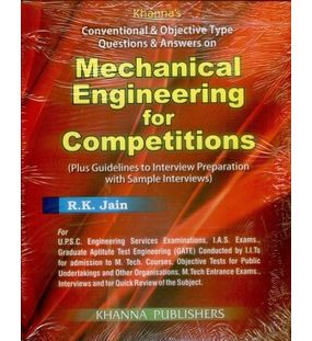 Mechanical Engineering for competitions | R.K Jain