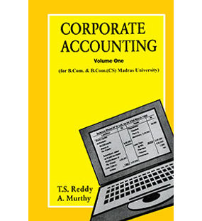 Corporate Accounting - Volume 1