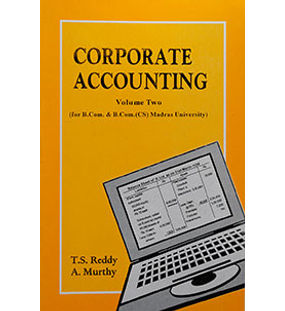 Corporate Accounting - Volume: 2