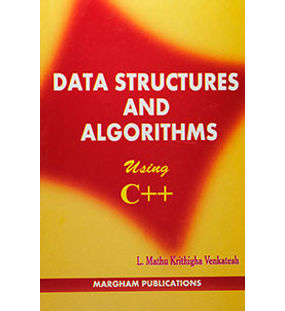 Data Structures and Algorithms using C ++