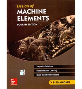 Design of Machine Elements   V.B.Bhandari