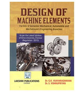 Design Of Machine Elements | Dr.G.K.Vijayaraghavan