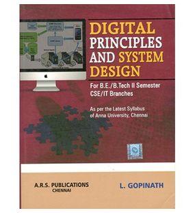 Digital Principles And System Design | Gopinath