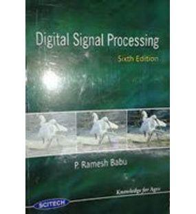 Digital Signal Processing   Ramesh Babu