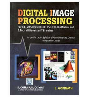 Digital Image Processing | L. Gopinath