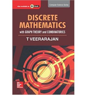 Discrete Mathematics, with Graph Theroy and Combinatorics | Veerarajan T
