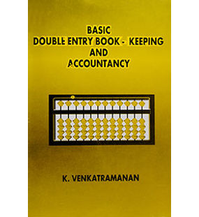 Basic Double Entry Book-keeping and Accountancy | Venkatramanan