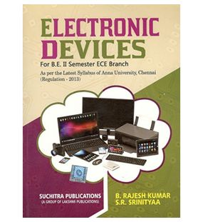 Electronic Devices | B.Rajeshkumar, S.R. Srinityaa