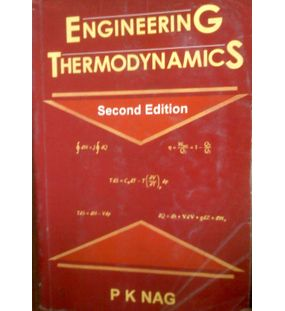 Engineering Thermodynamics | Nag .P.K | Second Edition