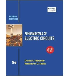 Fundamentals of Electric Circuits | Charles Alexander, Mathew Sadiku