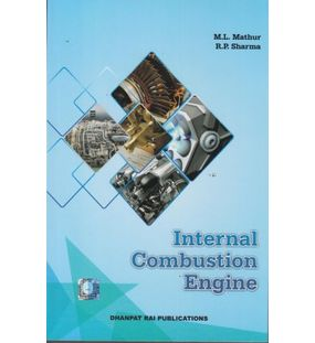 Internal Combustion Engines | Mathur