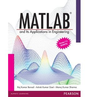 Matlab and Its Applications in Engineering | Bansal